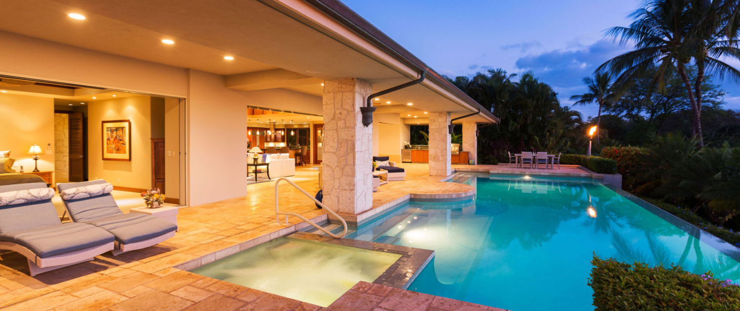 Luxury Home at Sunset -  Pay Less to sell your home at 3.95% Full Service Realty